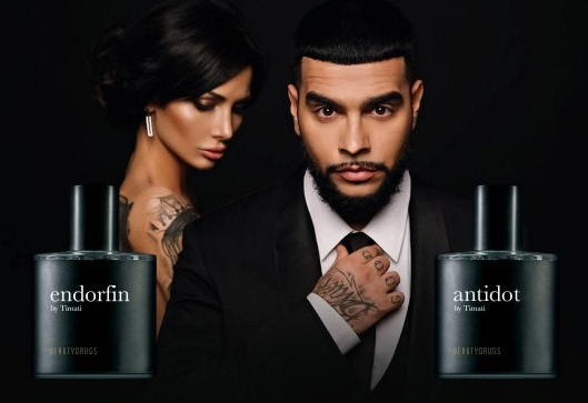 New fragrant collaboration: welcome Antidot and Endorfin!
