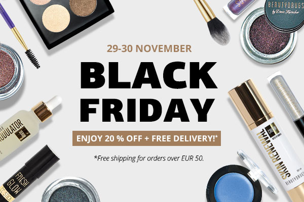 Black Friday 29-30 November