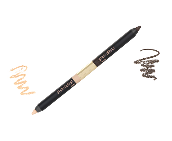 Beautydrugs Double Eye Pencil Nude/Ombre