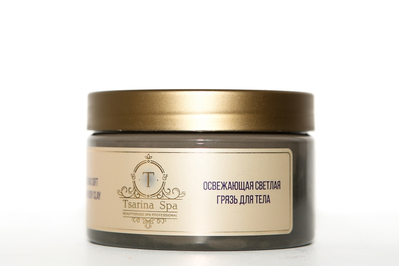 Tsarina Spa Cooling Soft Snow Body Clay