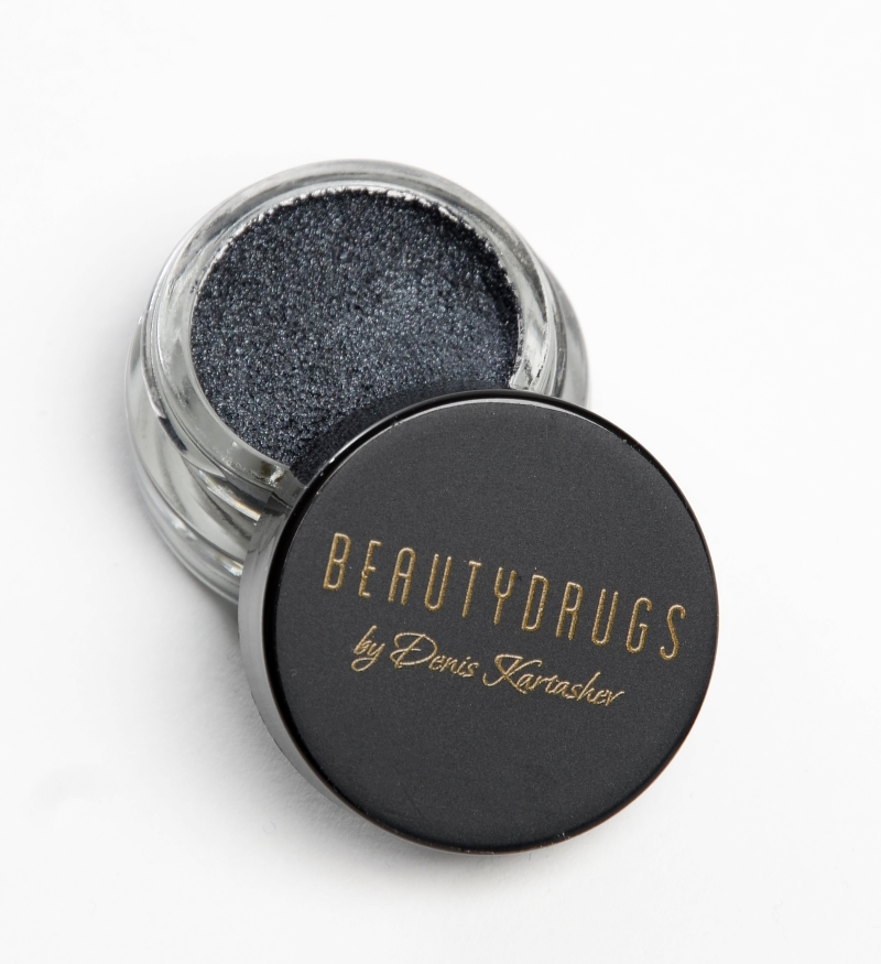 Creamy Eyeshadow by Beautydrugs & Denis Kartashev - Black