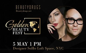 Golden Beauty Fest in NYC