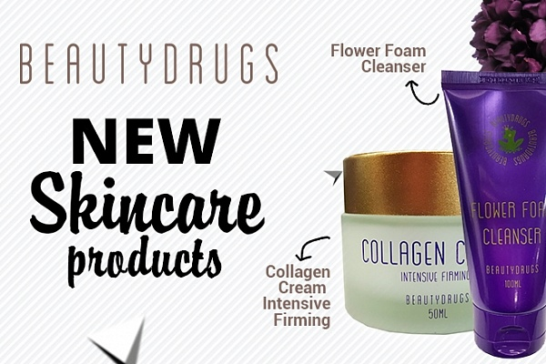 Beautydrugs Scincare - new products are available
