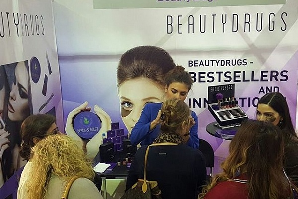 October 26-29: Beautydrugs in Moscow exhibition Intercharm