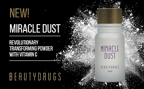 New! Revolutionary Transforming Powder - Miracle Dust