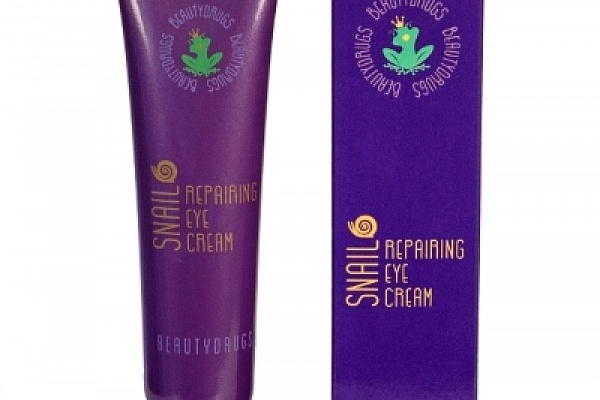 New! Beautydrugs Snail Repairing Eye Cream