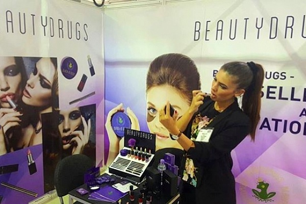 "October 2-3: Beautydrugs in London ""Olympia Beauty Exhibition"""